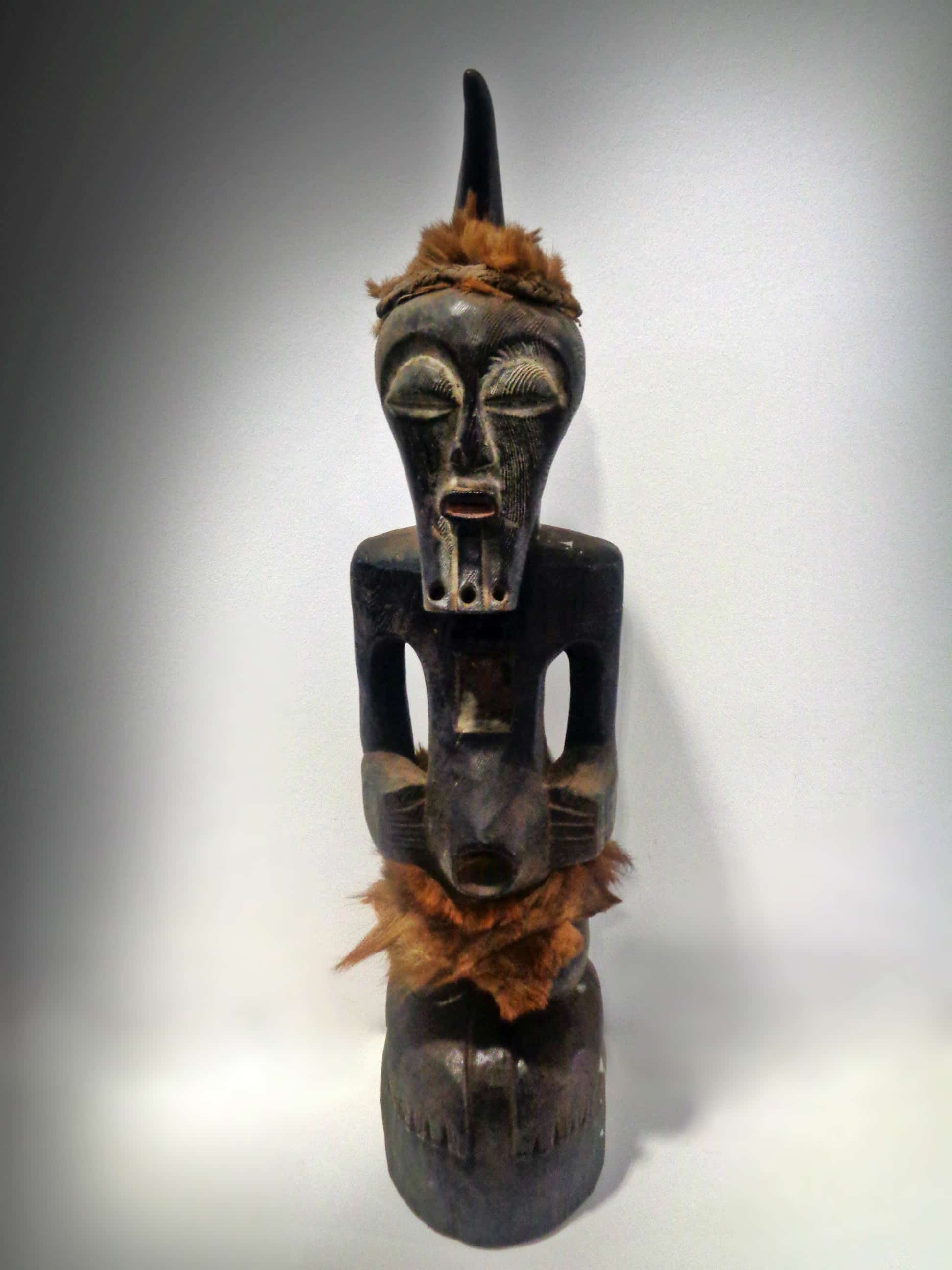 Power Fetish Figure, Songye - Congo