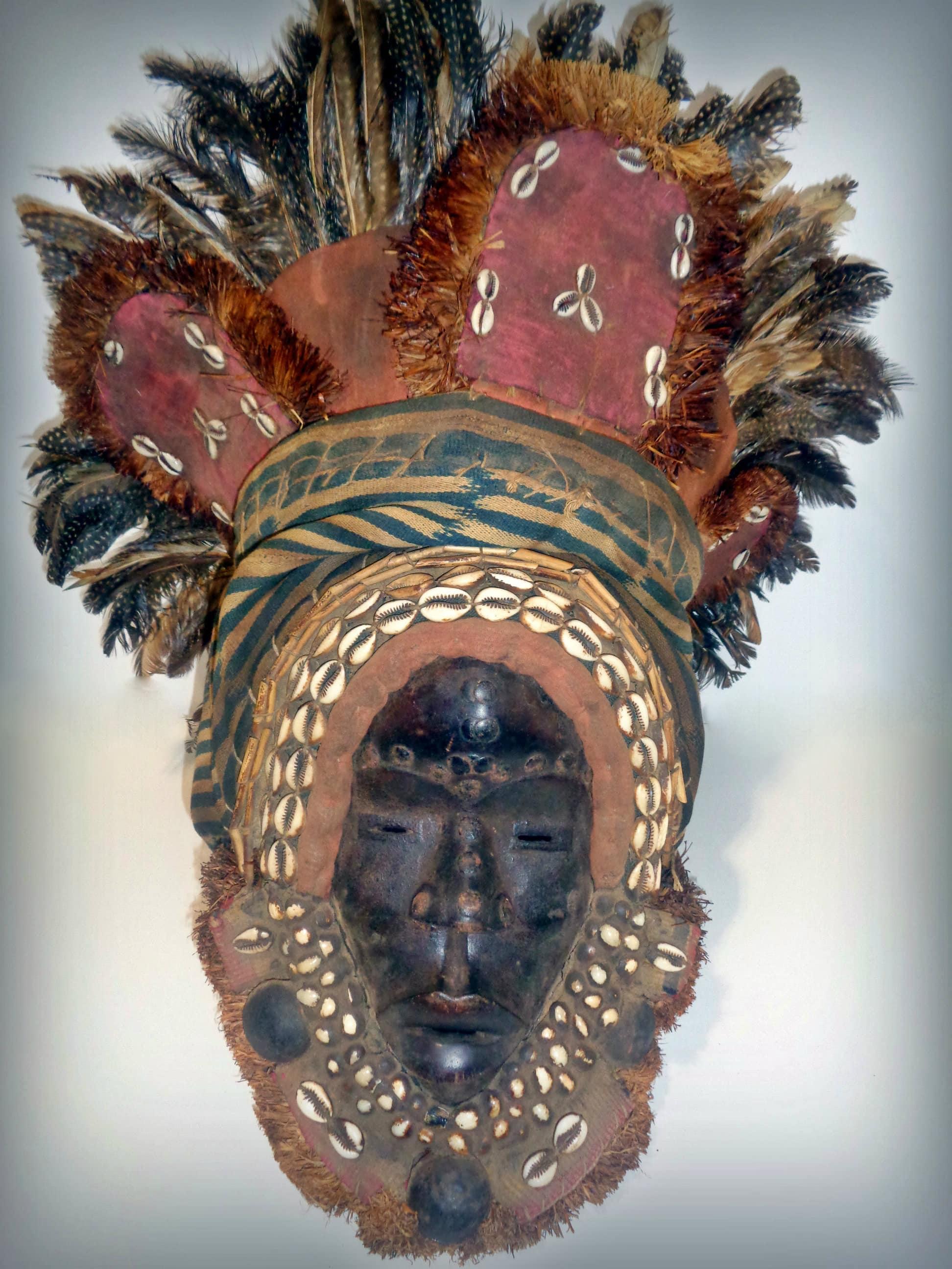 Mask Dan - Liberia